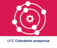 UTC Oxfordshire prospectus button
