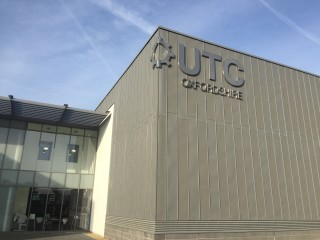 UTC Oxon outside